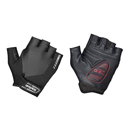 GripGrab - ProGel - Cycling - Short Finger Gloves (Black, XXL - 12) from GripGrab