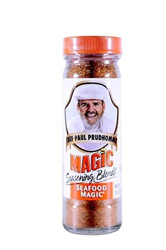 Which is the best paul prudhomme salmon seasoning?