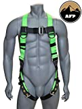 AFP Universal Full-Body Safety Harness with Dorsal