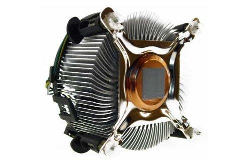 Intel Core 2 Extreme Quad - Intel Original Socket 775 CPU Fan/Heatsink with Copper Core Center