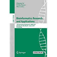 Bioinformatics Research and Applications: 13th International Symposium, ISBRA 2017, Honolulu, HI, USA, May 29 – June 2, 2017, Proceedings (Lecture Notes in Computer Science)