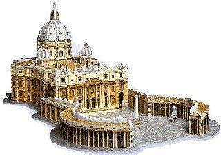 Amazon St Peters Basilica