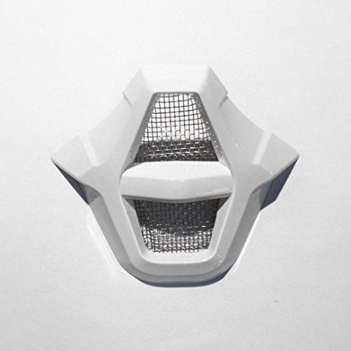 Fox Racing V2 Helmet Mouthpiece - White