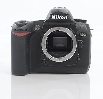 Nikon D70s D 70s D70 S DSLR Caja Body + 8 GB – 3784 Disparos de ...
