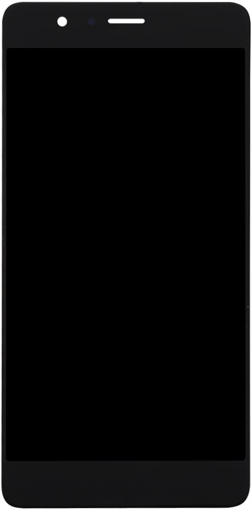 Color : Black KNT-TL10 LCD Screen and Digitizer Full Assembly KNT-AL10 KNT-UL10 MEETBM ZIMO,for Huawei Honor V8 Black