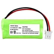 Everydaysource 4 Pack Ni-MH Battery Compatible with VTech BT166342 BT266342 BT183342 BT283342 4 Cordless Home Phone