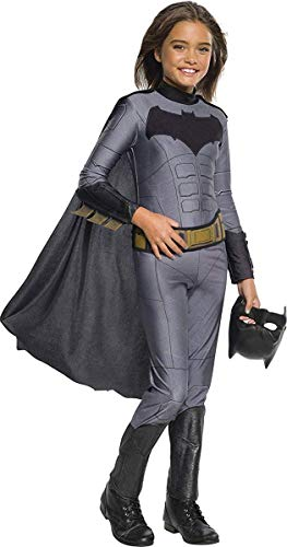Rubie's Justice League Movie Child's Batman Jumpsuit Costume, Medium -