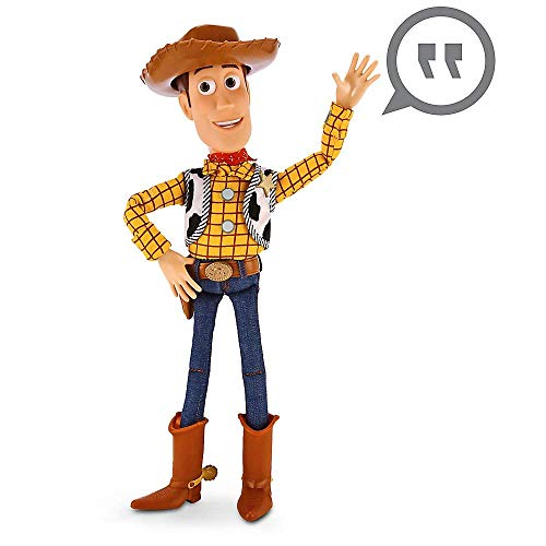 Toy Story Pull String Woody 16″ Talking Figure – Disney Exclusive