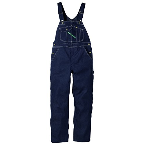 Men's Key High - back Denim Bib Overalls 30