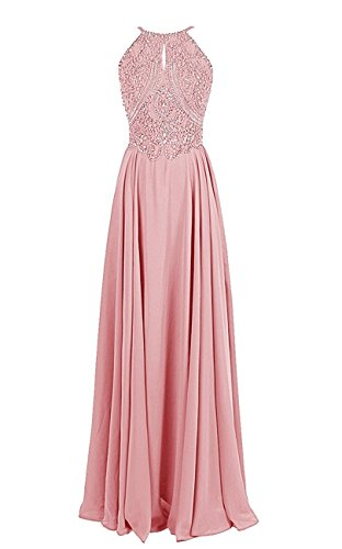 Dusty Rose Bridesmaid Dresses - 9