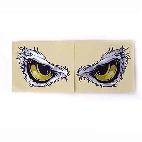 Amazon com: Oda 3D Hawkeye Decal Sticker for Auto Car Side