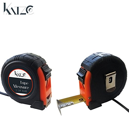 Retractable Tape Measure 25 Feet Long Construction product image