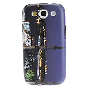 Buildings Design Hard Case for Samsung Galaxy S3 I9300