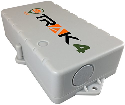 Trak4 New Mobile GPS Tracker for Tracking Vehicles, Assets and People For Sale