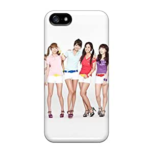Protective Cases With Fashion Design For Iphone 5/5s (snsd)