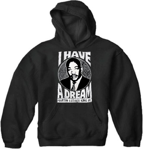 martin luther king quote adult sweatshirt hoodie