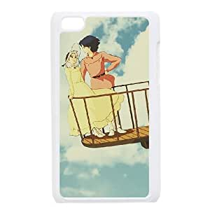 Howl's Moving Castle iPod Touch 4 Case White MUS9225730