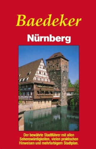 Baedeker Stadtführer Nürnberg