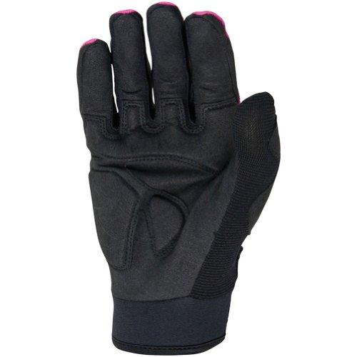 Scorpion Skrub Women's Textile Sports Bike Racing Motorcycle Gloves - Pink/Large by Scorpion (Image #1)