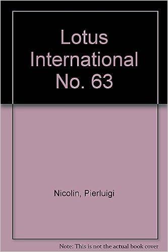 Livres gratuits à télécharger sur ipodLotus International No. 63 (Littérature Française) PDF