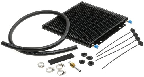 Hayden Automotive 679 Rapid-Cool Plate and Fin Transmission Cooler (Premium Kit Cooler Oil)