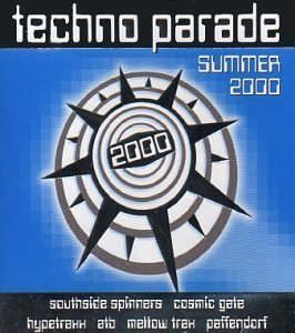 Techno Parade Summer 2000 by Various Artists - Amazon com Music