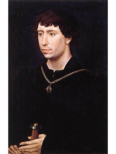 Portrait of Charles The Bold by Rogier Van der - Van Charles Den