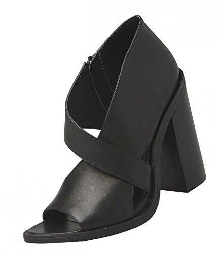 Sandales Windsor Noir Smith Femme Pour gUxxzqwX