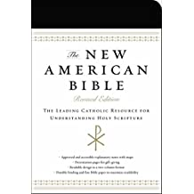 New American Bible (Black Imitation Leather): Revised Edition