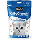 Kit Cat Kitty Crunch Seafood Treat 60 g