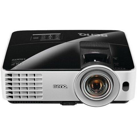 Benq Mx631St 3,200 Ansi-Lumen Short-Throw Xga Projector