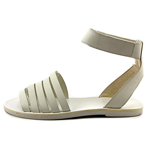 Open Sandal Bone Cassie Slingback Toe Vince Leather qxZX5PS