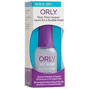 Orly Sec N Dry Nail Treatment 0.6 Oz