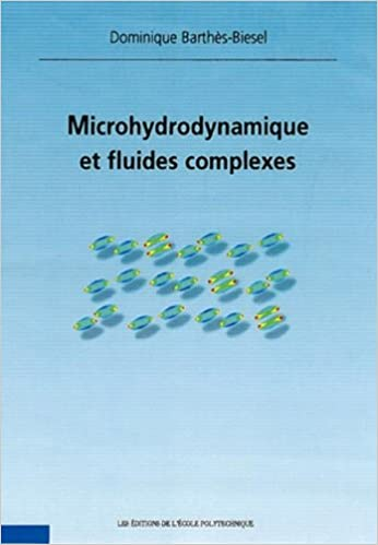 Télécharger en ligne Microhydrodynamique & fluides complexes epub pdf