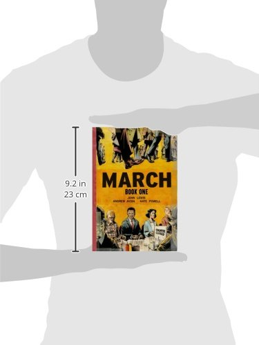 March: Book One: John Lewis, Andrew Aydin, Nate Powell ...