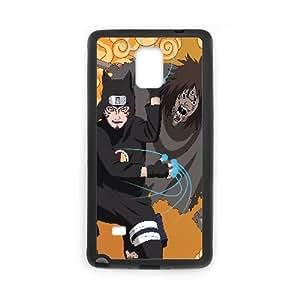 Kankuro Naruto Shippuden Anime Samsung Galaxy Note 4 Cell Phone Case Black 218y-700347