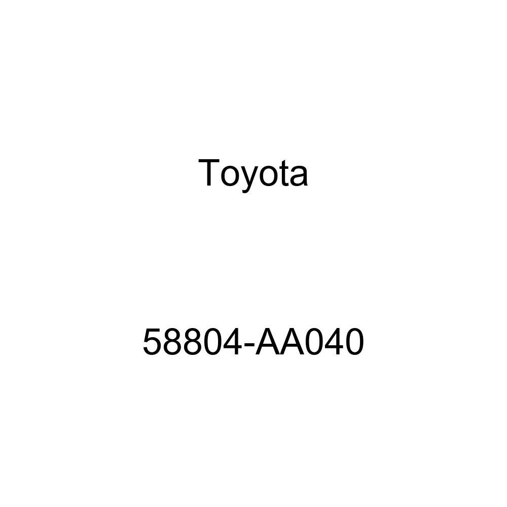 TOYOTA 58804-AA040 Console Panel