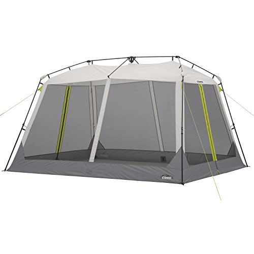 CORE Instant Screen House Canopy -12' x 10' (Screenhouse Shelter 10)
