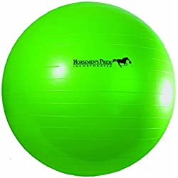 Horsemans Pride 40' Jolly Mega Ball Green