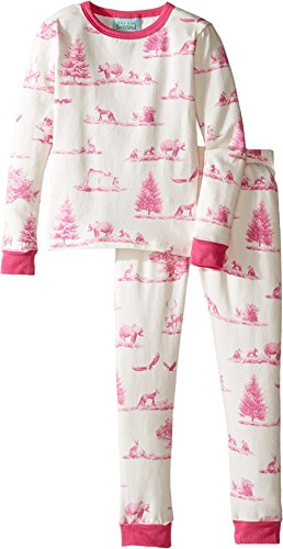 BedHead Kids Womens Long Sleeve Long Pants Set (Toddler/Little Kids)