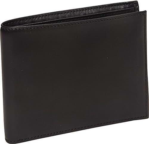 Bosca Nappa Vitello Continental I.D. Wallet