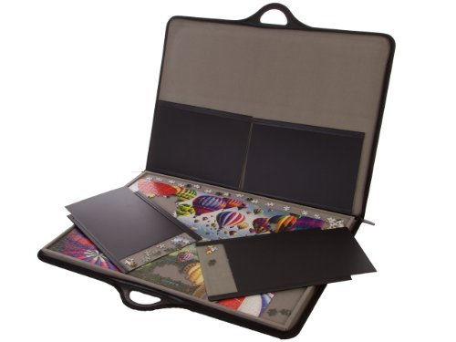 JIGSORT 1000 - Jigsaw puzzle case for up to 1,000 pieces from ()