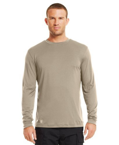 Men's HeatGear® Tactical Long Sleeve T-Shirt
