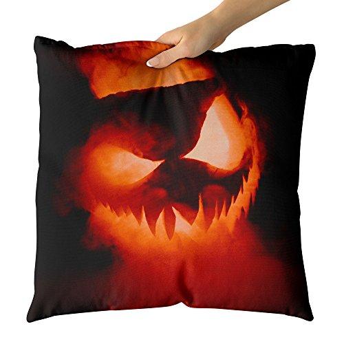 Westlake Art Decorative Throw Pillow - Halloween People - Photography Home Decor Living Room - (Happy Halloween Slashers)