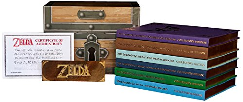 (Legend of Zelda Box Set Prima Official Game Guide)
