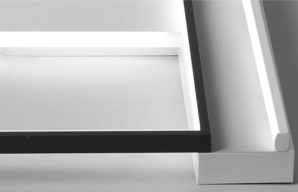 Plafoniere Led A Soffitto Moderno Dimmerabile : Lampada a led soffitto dimmerabile da letto