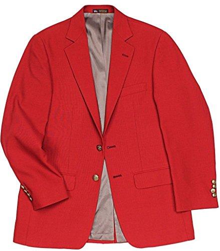 Tailgate Blazer in Red by Country Club Prep - FINAL SALE (Country Blazer Club)