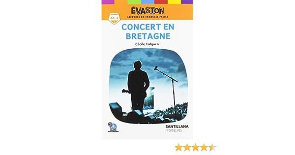 EVASION NE (1) CONCERT EN BRETAGNE (LECTURES EVASION): Amazon.es ...