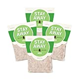 Stay Away Mice Repellent Pest Control - All Natural, Repels Mice with No Mess, and Environmentally Friendly, 12 Scent Pouches (Not for Sale in DC, NM, MS, CT, ME, SD, in, PR)