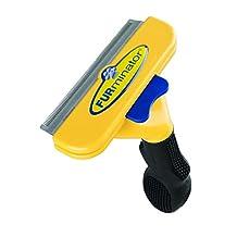 Furminator 501046 Short Hair deShed Tool For Dog (Large)